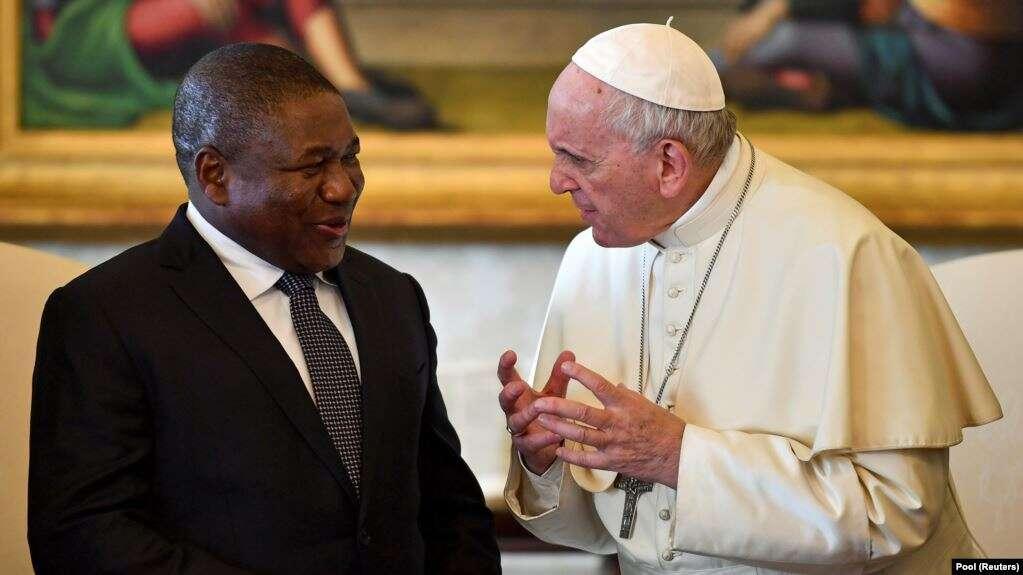 Amnistia Internacional Pede ao Papa Francisco para questionar os Ataques em Cabo Delgado