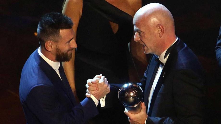 Fraude no The Best? Capitão da Nicarágua nega ter votado em Messi