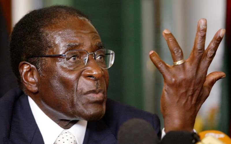 Homenagens e críticas Ferozes chegam após a morte de Robert Mugabe