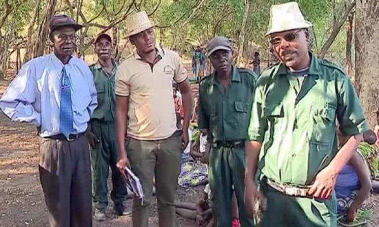 Homens Armados da Renamo Assaltam comerciante no Distrito de Gorongosa