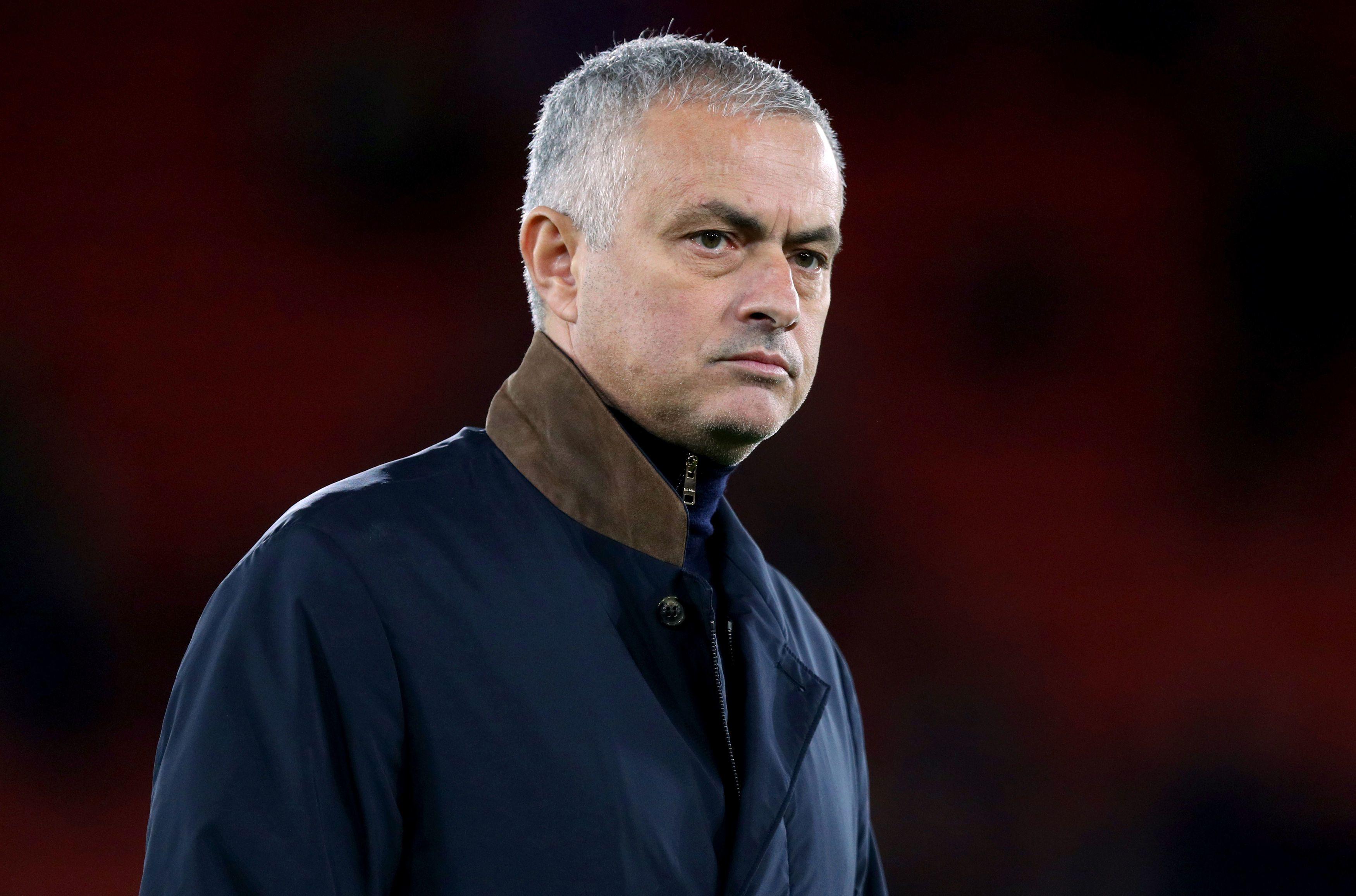 José Mourinho Está próximo do Real Madrid