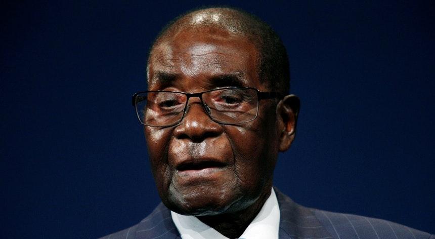 Morreu Robert Mugabe, antigo Presidente do Zimbabué