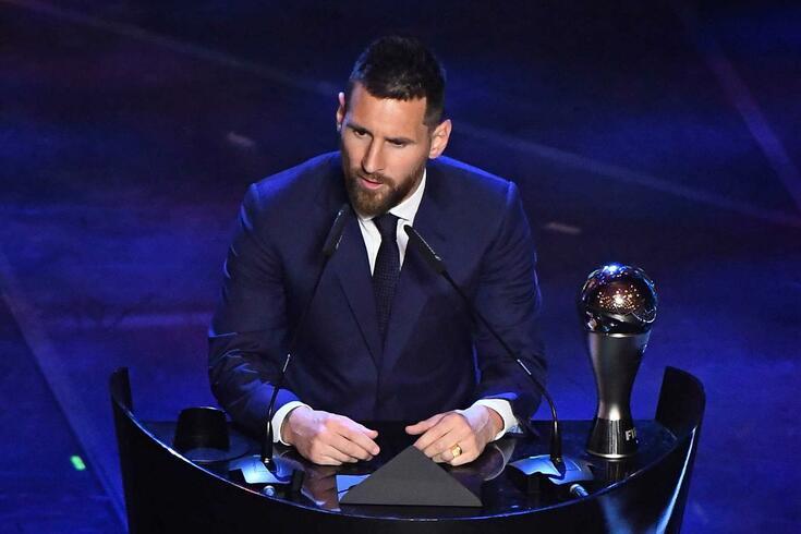 The Best: Selecionador do Sudão Também nega ter votado em Lionel Messi