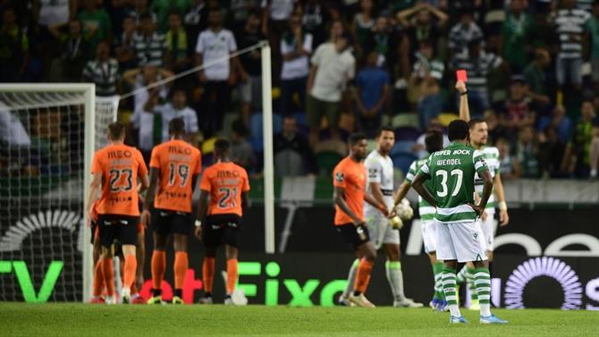Sporting perde Diante do Rio Ave por 2-3 em pleno Estádio José Alvalade