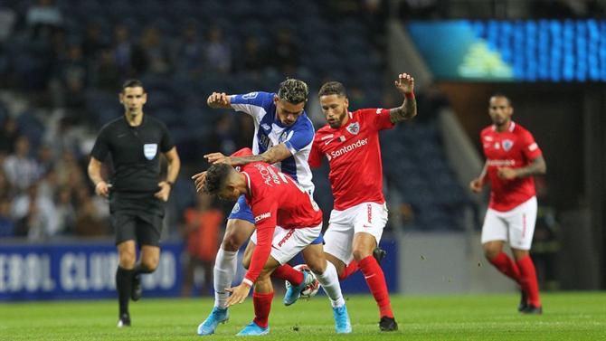 Taça da Liga: FC Porto Vence Santa Clara por 1-0