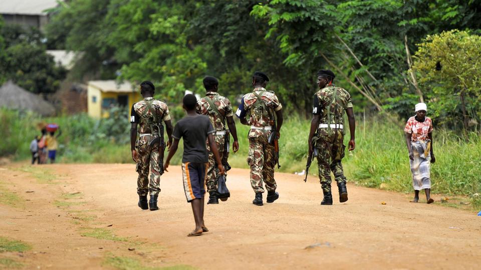 Forças de defesa e segurança abatem nove membros do grupos Terrorista Al-Shabab