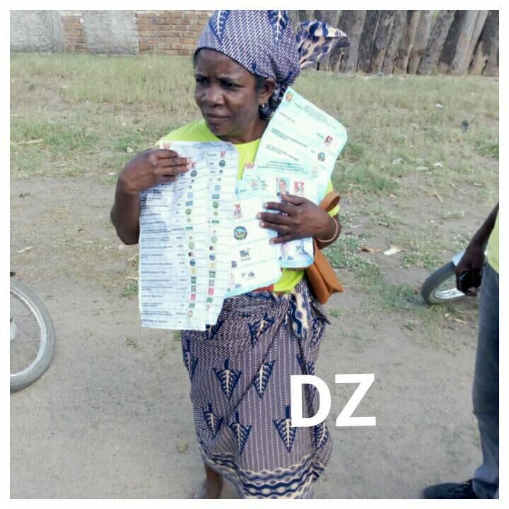 Simpatizante da FRELIMO é encontrada com Vários Bolentis Preenchidos em Mocuba