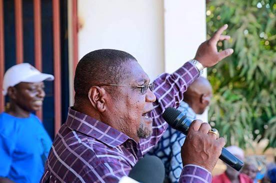 Ossufo Momade exorta forças de defesa a restabelecerem a paz em Cabo Delgado
