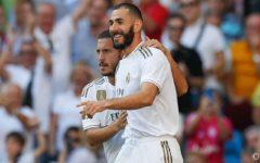 """""""Benzema é o melhor Avançado do mundo na atualidade"""" diz Hazard"""