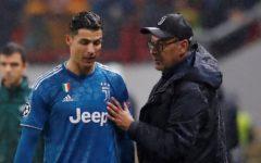 Cristiano Ronaldo Vai Se Reunir Com Sarri