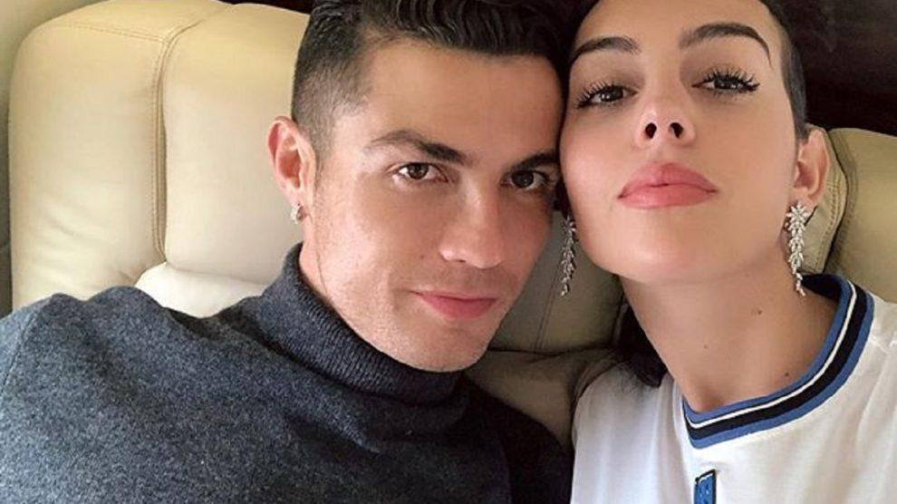 Cristiano Ronaldo e Georgina Rodríguez casaram-se em segredo