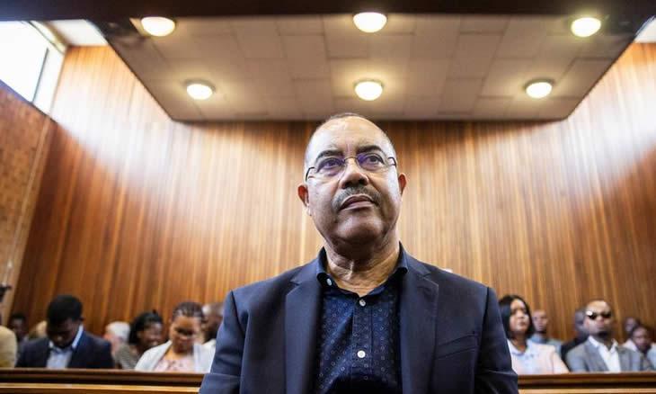 África Do Sul Vai Extraditar Manuel Chang Para Eua