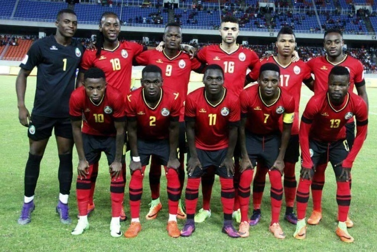 Moçambique vence Ruanda por 2-0 e assume a liderança do Grupo F