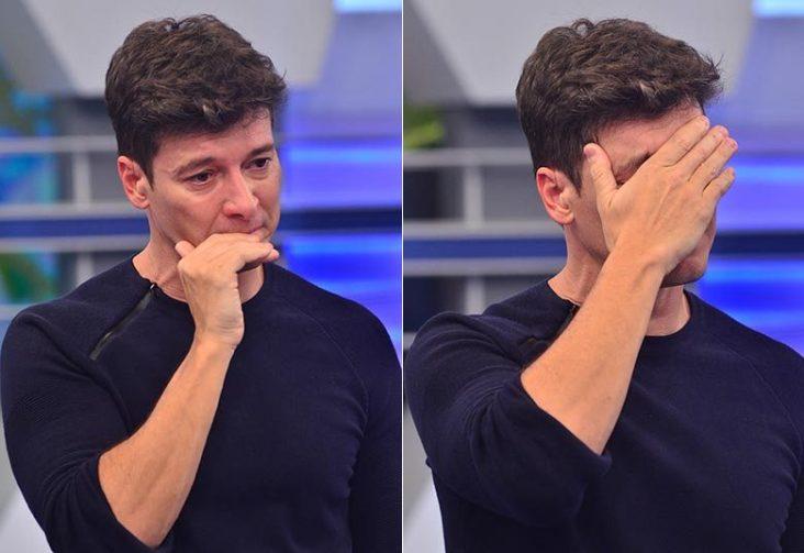 """Rodrigo Faro é """"afastado"""" da Record após descobrir doença"""