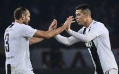 """""""Roubaram a Bola De Ouro a Cristiano Ronaldo na Época Passada"""" diz Chiellini"""
