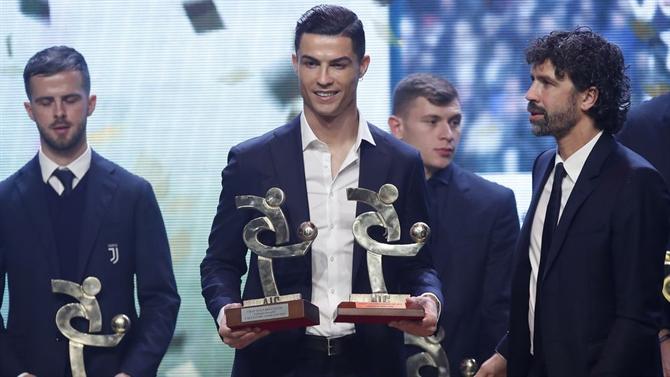 Cristino Ronaldo Eleito O Melhor Jogador Da Série A
