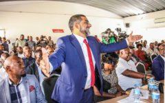 Faizal Sidat eleito presidente da Federação Moçambicana de Futebol