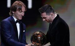 Luka Modric fala da Ausência de Cristiano Ronaldo