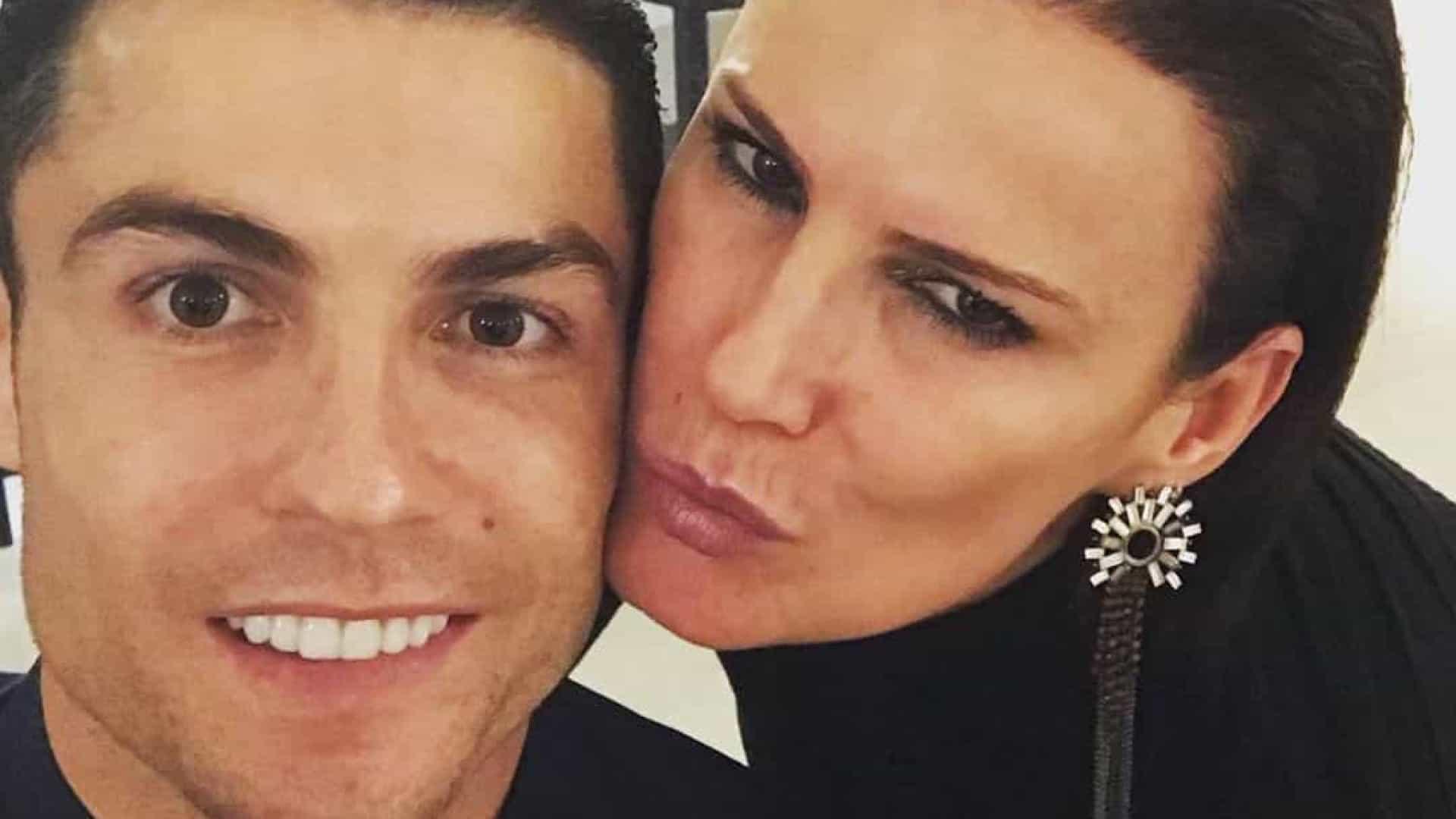"""""""Não sei o que o Messi ganhou a mais que o meu irmão!"""" diz Elma Aveiro"""