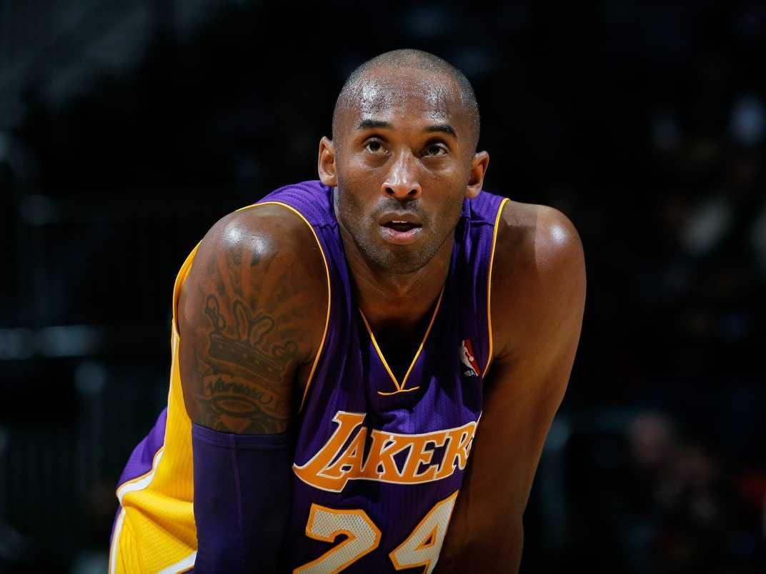 Kobe Bryant morre em acidente de helicóptero