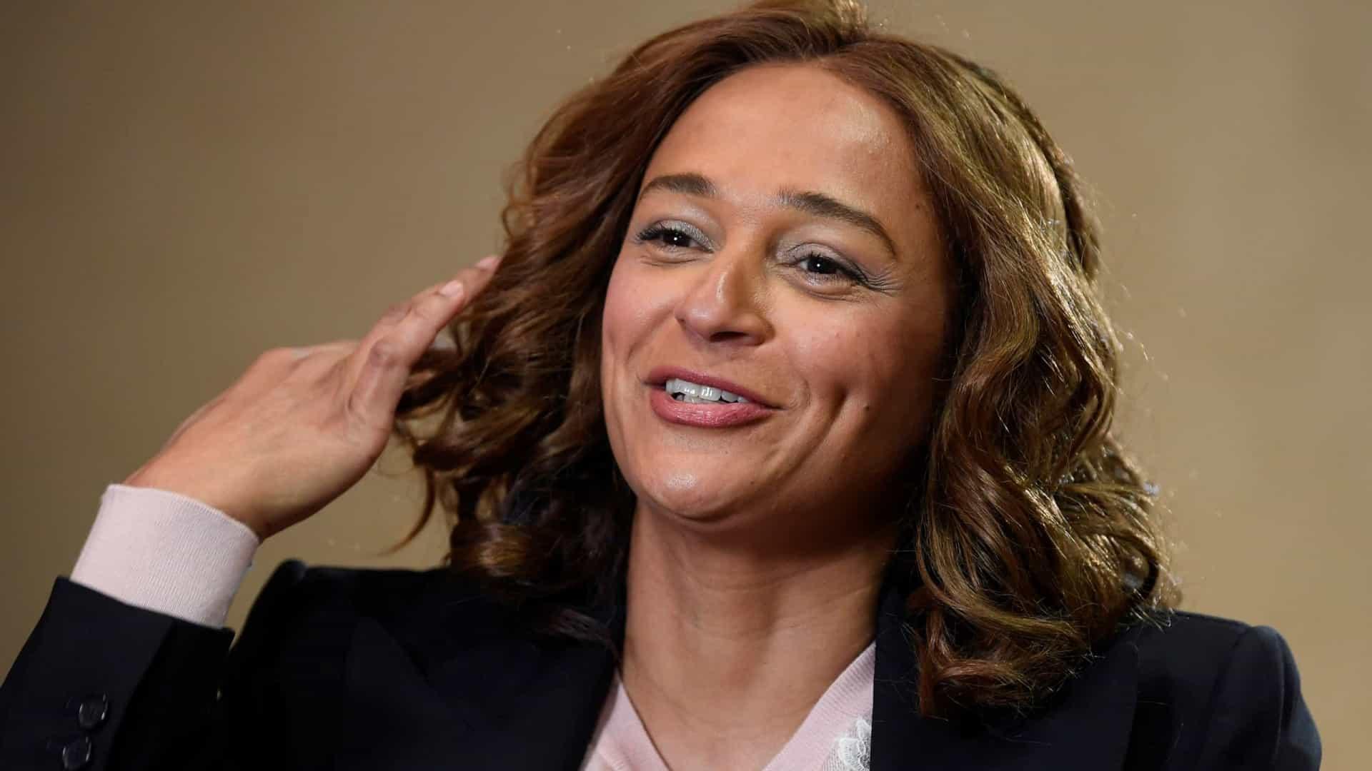 Justiça ordena congelamento das contas bancárias de Isabel dos Santos