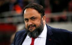 Presidente do Olympiacos está infetado com Coronavírus