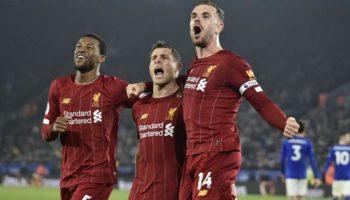 Liverpool Sagra-se campeão da Premier League 30 anos depois