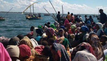 Novos confrontos em Mocímboa da Praia provocam fuga da população