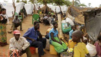 Cerca de 500 moçambicanos repatriados pelas autoridades sul-africanas chegam ao país