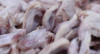 China detecta coronavírus em asa de frango importada do Brasil