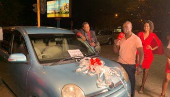 Gabriel Júnior Ofereceu um Carro ao antigo Pugilista Lucas Sinóia