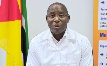 Ministro da Saúde declara transmissão comunitária na Cidade de Maputo