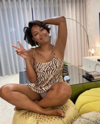 Juddy Da Conceição leva a Internet a Loucura após deixar roupa íntima à mostra