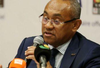 ÚLTIMA HORA: FIFA Bane presidente da CAF por cinco anos