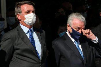 Bolsonaro recua e pede Desculpa ao Supremo Tribunal Federal