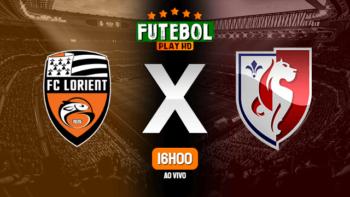 Lorient x Lille: saiba onde assistir o jogo