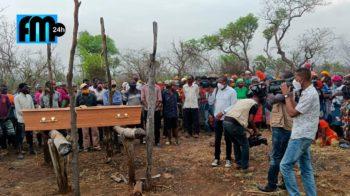 Mariano Nhongo foi enterrado em Nhamatanda
